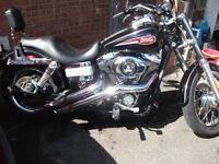 harley low rider 07