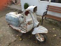 lambretta project NOW SOLD