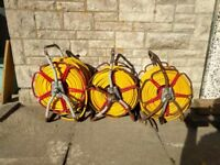 Window Cleaning Hose Reels - Used (Last 1 Now Available)