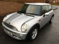 MINI COOPER 1.6 HATCH ** 05 PLATE ** ONLY 44,000 MILES **