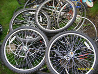 ANY PARTS 10 POUNDS SUCH AS SEAT BABY BIKE, LADY GENTS BIKE aluminum. FRAME disk brake 07510120534