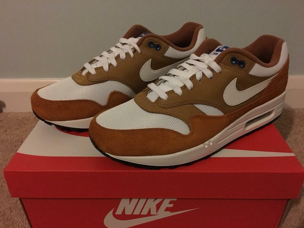78b7c487d02a Nike Air Max 1 Dark Curry UK 9