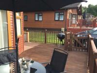 2 Bedroom Lodge For Hire or Winter Lease