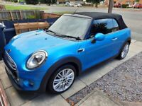 Mini Cooper D convertible for sale