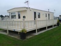 SKEGNESS 6 BERTH ABI STATIC CARAVAN