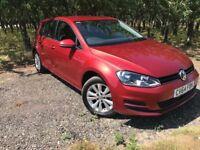 2014 Volkswagen Golf 1.6 TDI Red BlueMotion Tech SE (s/s) (18,000 FVWSH) Finance arranged. PX?