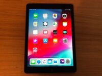 iPad Air 2 64GB WiFi and 4G (Unlocked) - Mint Condition