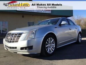 2012 Cadillac CTS Base $109.61 BI WEEKLY! $0 DOWN! CERTIFIED!