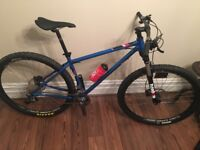 Genesis High Latitude Steel 29er Mountain Bike Ridden Once As New Condition