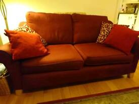 Sofas and chair Parker knoll 3-2-1