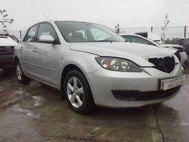 **For breaking** Mazda 3 Ts 1.6 diesel (2007).