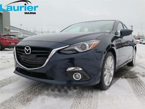 2016 Mazda MAZDA3 SPORT GT CUIR+TOIT GROUPE LUXE