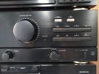 Kenwood separates Midi stereo HiFi