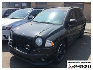 2009 Jeep Compass Sport; Rallye North edition! No accidents!