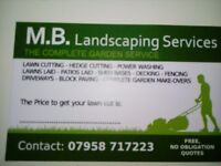 M.B Landscaping Services