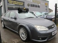 FORD MONDEO 3.0 ST-220 5dr (grey) 2004