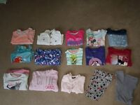 ♡ Big Girls bundle ♡ 4-5 Tshirts jackets etc inc Disney Next