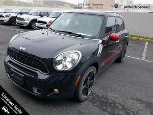 2012 MINI Cooper S Countryman XENON + HARMAN/KARDON + 18PO + KEY