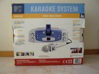 KARAOKE SYSTEM SMVG-608 MusicVideo Camera