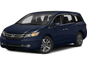 2014 Honda Odyssey Touring Just arrived! Photos coming soon!