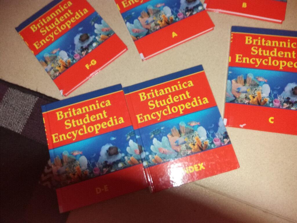 job lot of britannica encyclopedia plus index in ballymena job lot of britannica encyclopedia 15 plus index