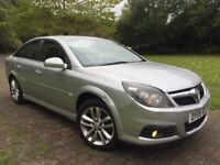 2008 Vauxhall Vectra 1.8 VVTI SRI Facelift Long mot cheap to run/insure Last of the shape