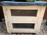 Free Guinea Pig/Small Rabbit Hutch