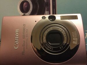 Canon PowerShot SD1100 IS - Pink