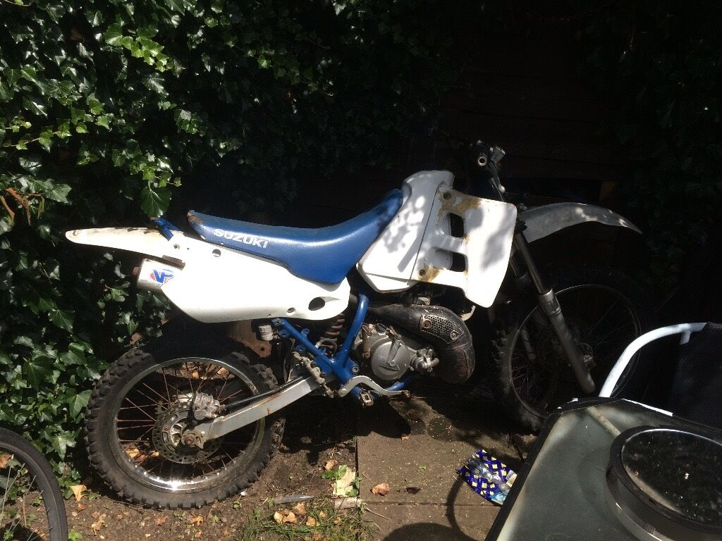 Ts 125 r LC project £300