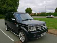 Landrover Dicovery 3 Upgraded