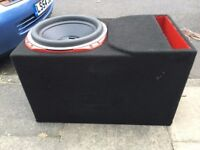 """Orion HCCA-15"""" 2500W RMS subwoofer"""