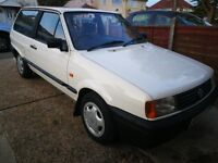 Vw polo 1.0ltr fine example