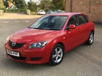 Mazda 3 TS2 1.6 - 2005 - 66,500 miles - Petrol - Manual - 5 door hatchback - FSH - Warranty
