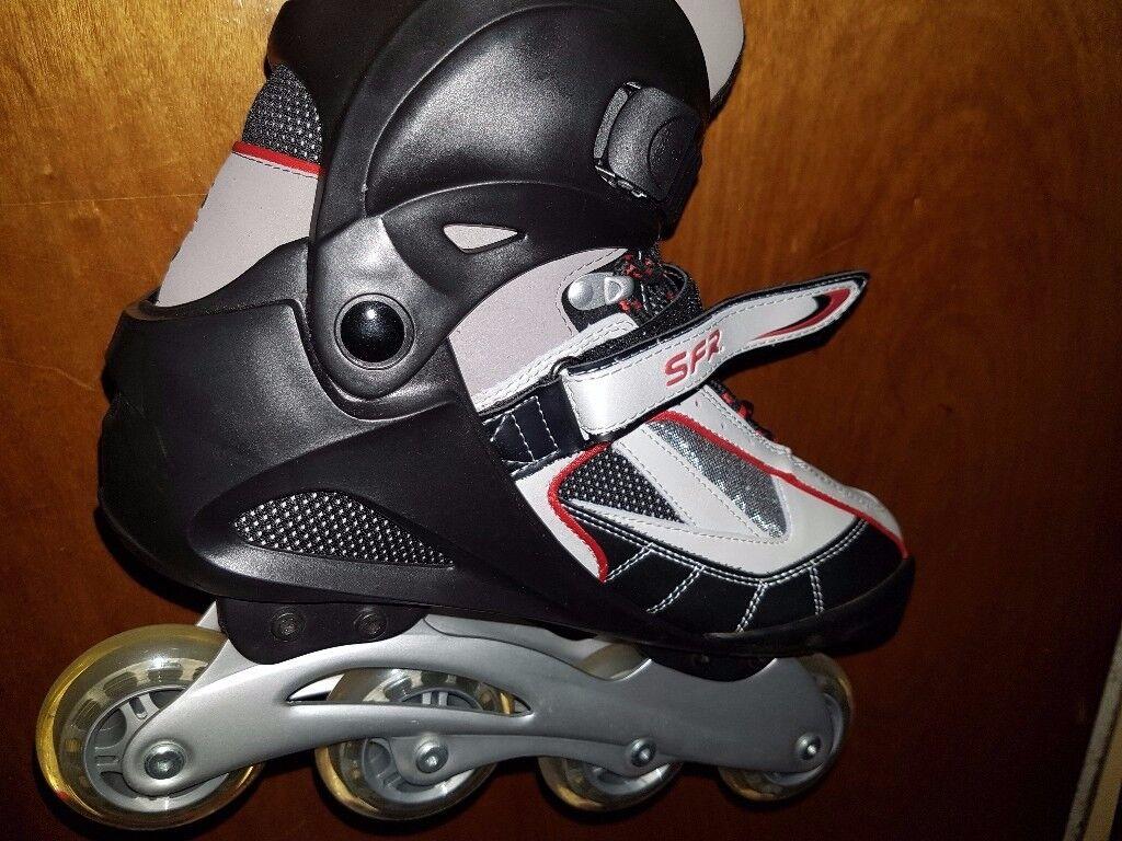 SFR Inline Rollerblades Mens Size 12
