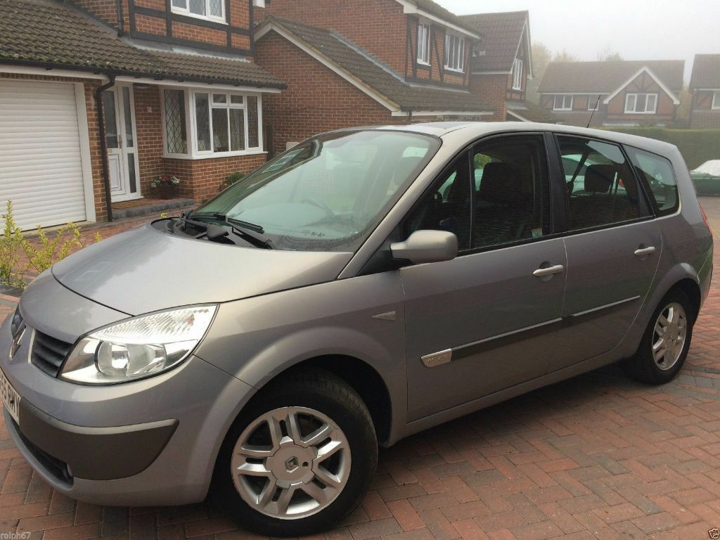 2005 renault megane scenic maxim 1 9 dci 130 bhp 7 seater. Black Bedroom Furniture Sets. Home Design Ideas
