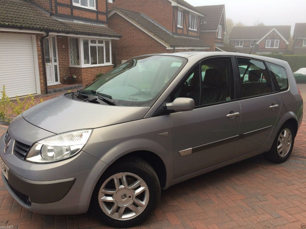 2005 renault megane scenic maxim 1 9 dci 130 bhp 7 seater in exeter devon gumtree. Black Bedroom Furniture Sets. Home Design Ideas