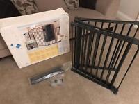 BabyDan HearthGate Flex 5 - Stair/Door safety