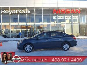 2016 Nissan Sentra S  ** SAVE THOUSANDS/ACCIDENT FREE**