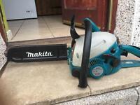 Makita Petrol Chain Saw