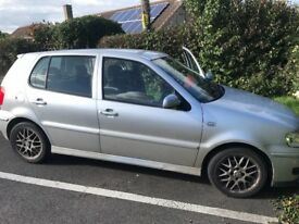 Vw polo gti 1.6 running 9 months mot
