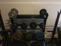 Sets of Weights