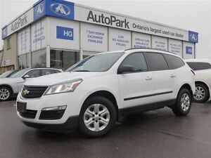 2016 Chevrolet Traverse AWD|8 Passenger |B.up Camera| Bluetooth