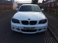 2010/60 BMW 1SERIES 116D M SPORT /MOT TILL MAY 2018/113k MILEAGE /GOOD COND IN/OUT