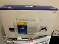 PS5 DISK NEW SEALED WITH RECEIPT + PSN 1 YEAR