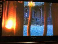 "Samsung 42"" plasma 1080p HD TV"