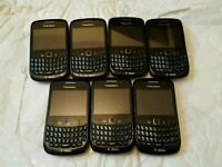 7 x blackberry 8520