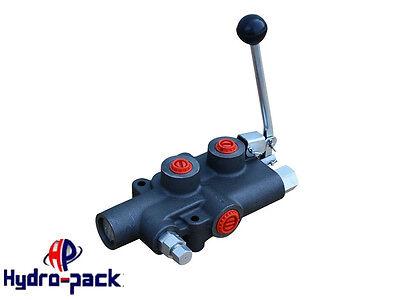Handhebelventil Steuerventil Handsteuerventil Hydraulik Holzspalter 80L P81 A2G