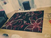 lovely large rug now £25