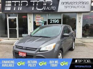 2014 Ford Escape SE ** New Tires, Low Kms, Bluetooth, Backup **