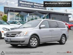 2007 HYUNDAI ENTOURAGE GLS |7 PASSENGER|NO ACCIDENT|NEW TIRES